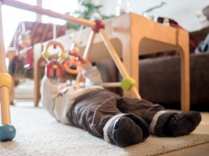 Baby shooting mit Lukas - WENK.koeln